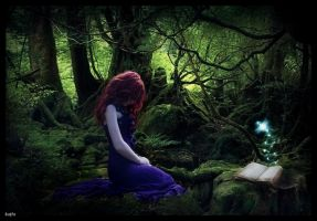 forest dreams by Kathamausl