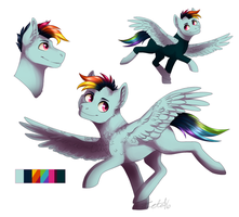 NG - Featherspark by Zetapold
