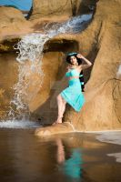 Colossalcon '13 - The Heat of Agrabah by FushichoCosplay