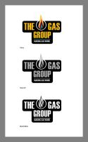 The Gas Group Logo by hippiedesigner