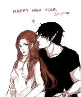 Happy New Year For Esther by SchifferCake