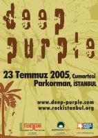 deep purple 23 july 2005 by uyku