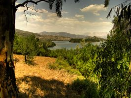 greek landscape by panos-gr