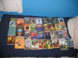 .:Huge Warrior Cats Lot Trade or Sale:. by Wolvesforeva