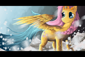Flutter's Winter by GuephRen