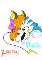 Hello Pachi by Blue-Shine-Star
