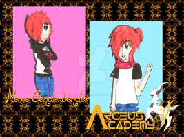 Meme Gender Bender   Arceus Academy By Mariiab by Princess-blackRoses