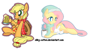 Scarves by Silky-Cotton