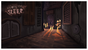 Among the sleep Conceptart 14 by griffsnuff
