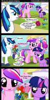 Be my very special somepony. by Coltsteelstallion