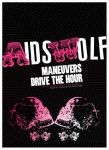 AIDS Wolf Poster by theblackboxlies