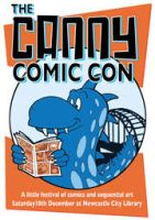 Canny Comic Con 2011 Poster by m99art