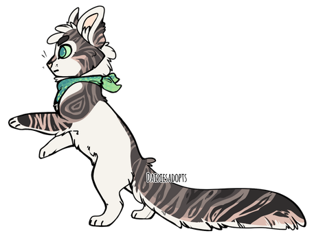 24-hour Auction 2 | CLOSED by DaisiesAdopts