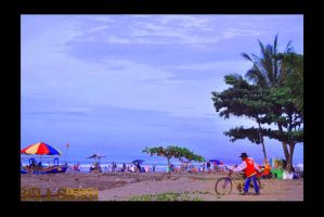UNDER THE PANGANDARAN SKY by bells31ita