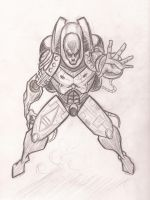 Mr Freeze concept by Lorredelious