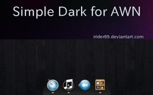 Simple Dark for AWV by irider89