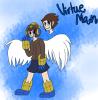 Virtue Man Reference  by Mega-Icarus