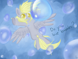 Do you love to look at bubbles? by chibimlp-lover