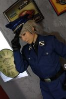 Be cool -APH Prussia- by satomisato