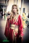 Queen Cersei by kunoichi-me