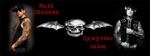 A7X Timeline Cover by BlackHeartLvr16