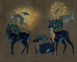 Herla Redesign Concepts by sighthoundlady