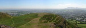Arthur's Seat by Peterodl