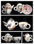 OkamiTeaPot and tea Cup2 by Pure-Ruby-Dragon