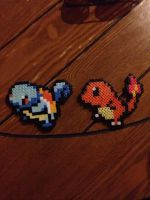 Kanto Starters! ...almost. by Ryzoluca