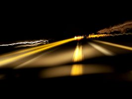 On The Autobahn by mojomagmajo