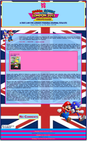 Mario and Sonic London Olympics Journal Skin by DrTrueBlueJS