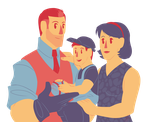 Color challenge- Scout's family by Nara-chann