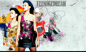 Graphic#1 Katy Perry by brandyloves2009