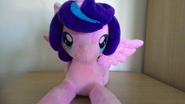 MLP-PLUSH-FLURRY HEART-Flurry filly by Masha05