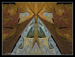 Abstract Tipi by SuicideBySafetyPin