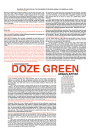 Doze Interview 1A by kidcasanova