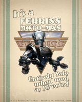 It's a Ferriss Moto-Man by BWS