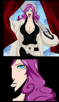 Bleach 521 - Hikifune Kirio by Toroi-san
