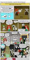 CYOA - Quest for the Un-Cake 2 by ComX-1