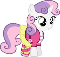 Sweetie Belle - Equestria Girls Clothing by Zacatron94