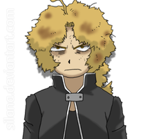 Poofy-haired Ed v.1 by silana