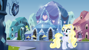 Poesy in the Crystal Empire by sirius-writer