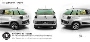 Another one desing for Fiat by IgorPosternak