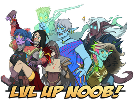 Lvl Up Noob - 2014 by Bhryn