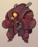 05 and the plant by zazB
