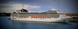 MSC Poesia by dtrford
