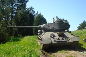 T34 Russian Tank by warman707