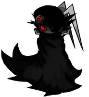 Cloaked Malice Boomer (Prison Planet Design) by FierceTheBandit