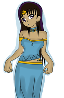 Princess Keda of Egypt by QueenBrittStalin