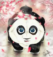 Panda Splendidness by Wheate